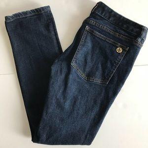 Tory Burch Super Skinny Jean Size 30